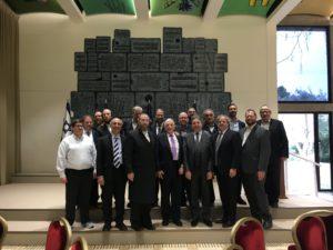 Jack Nourafshan us ambassador group photo