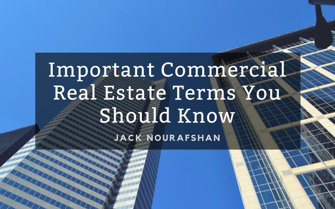 Important Commercial Real Estate Terms You Should Know