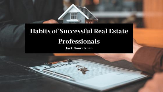 Habits of Successful Real Estate Professionals