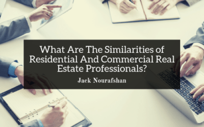 What Are The Similarities of Residential And Commercial Real Estate Professionals?