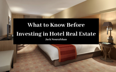 What to Know Before Investing in Hotel Real Estate